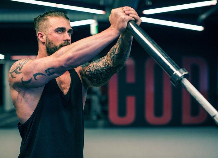 8-недельная программа тренировок для роста грудных мышц на массу