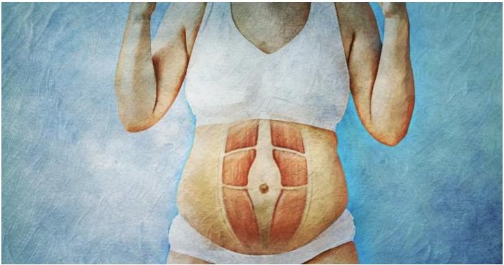 Как качать пресс после родов упражнения для мышц живота