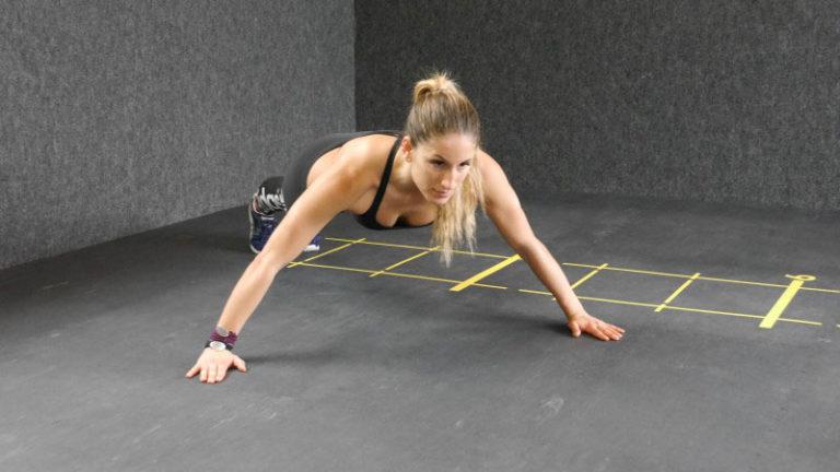 правильные упражнения как похудеть