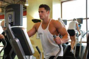 Тренировка на элипсоиде