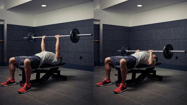 Комплекс упражнений в тренажерном зале для мужчин на рельеф 3 раза в неделю thumbnail