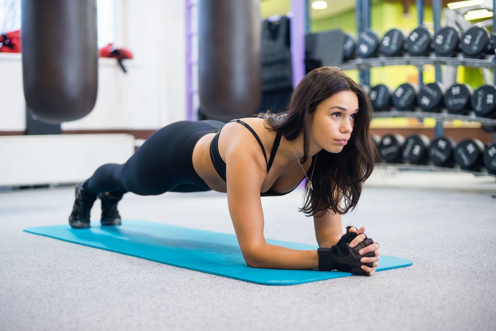 значение тренировок во время похудения
