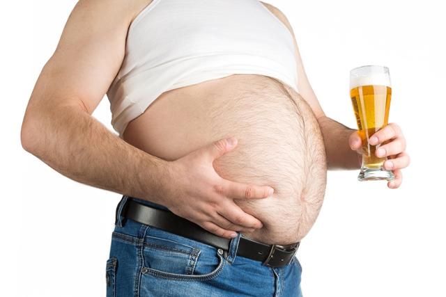 Исключите алкоголь
