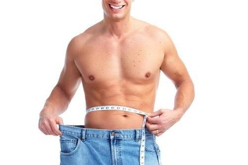 Очень быстро похудеть парню