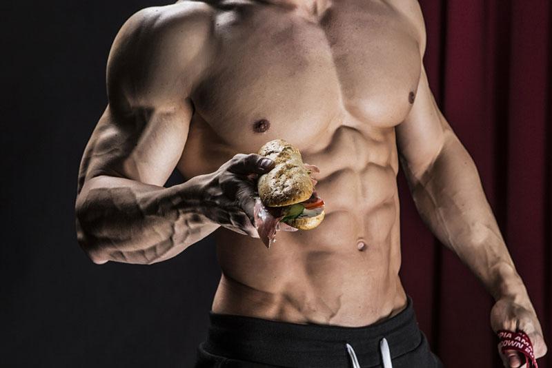 Как происходит сушка тела для мужчин?