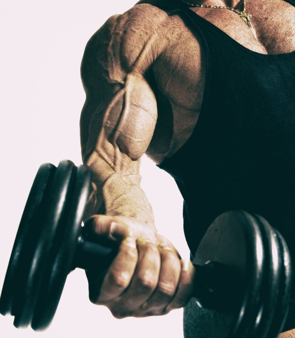Как накачать мышцы в домашних условиях упражнения программы